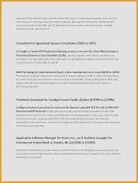 Sample Professional Resume Format Extraordinary Resume Format For Internship Beautiful Nanny Resume Samples Nanny