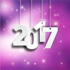 2017 background. Perfect 2017 2017 On A Purple Background Free Vector Inside Background S