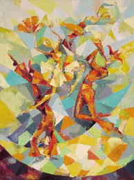 kaleidoscope paola minekov artist in london paintings and exhibitions
