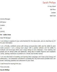 Cover Letter For Cabin Crew Awesome Resume Template This Super Easy