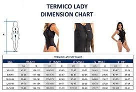 Amazon Com Cressi Termico 2mm Premium Neoprene Ladies