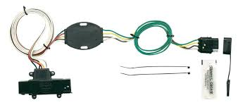 amazon com hopkins 42455 plug in simple vehicle wiring kit hopkins trailer connector 7 blade at Hopkins Trailer Adapter Wiring Diagram