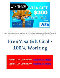 visa vanilla gift card free cards no survey working free gift card