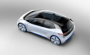 new release electric carThink New See First VW Releases Images of Revolutionary ID
