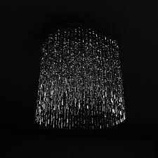 additionally this year s exhibition included a collection of swarovski crystal palace chandeliers available to such as ball by tom dixon by ron