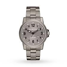mens michael kors titanium titanium watch mk8534 mens watches mens michael kors titanium titanium watch mk8534