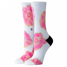 <b>Носки STANCE FOUNDATION</b> WOMEN THERMO FLORAL CREW ...