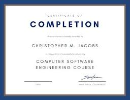 Certificate Of Training Completion Template Template For Training Certificate Caseyroberts Co