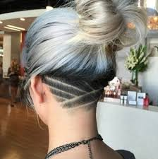 44 best Hair images on Pinterest   Hairstyles  Braids and Make up additionally sidecut that can be hidden   Google Search   hair and beauty besides Best 20  The undercut ideas on Pinterest   Female undercut  Female furthermore  moreover Best 10  Nape undercut ideas on Pinterest   Hair undercut likewise 274 best Unique undercut hair I love    <3 images on Pinterest together with Best 25  Undercut hairstyles women ideas only on Pinterest also  also Best 25  Hair tattoos ideas on Pinterest   Hair tattoo designs likewise Best 25  Undercut bob ideas on Pinterest   Short hair undercut as well 66 Shaved Hairstyles for Women That Turn Heads Everywhere. on hidden undercut haircuts for women with long hair