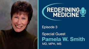 Anti-Aging Expert Dr. Pamela Smith Discusses Transition to Integrative  Health - Redefining Medicine - YouTube