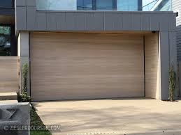 modern garage doors. GDWMC8 · Click To Enlarge Image Contemporary-modern-wood-garage-doors -zielger9. Modern Garage Doors