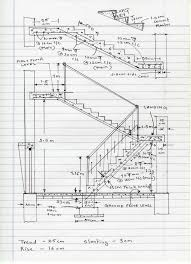 Spiral Staircase Design Calculation Civil At Work How To Calculate Staircase Concrete Quantity