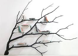 we ve seen trees and their multiple protruding branches serve as inspiration for storage furniture several times before including wall shelves