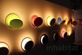 designer led lighting. flippable dimmable gravy led wall sconces are playful candy for your home designer led lighting