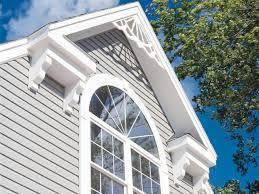 Exterior Trim Molding And Columns HGTV - House exterior trim