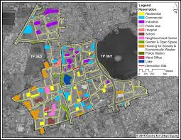 Small Picture Town Planning Schemes 381 and 382 superimposed on Google