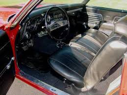 1969 chevelle 2 door hardtop interior kits