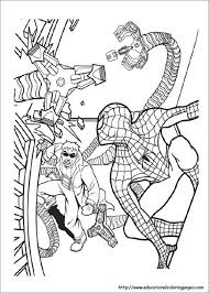 While i am here, the city is safe! 30 Spiderman Colouring Pages Printable Colouring Pages Free Premium Templates