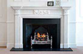 Stylish Decoration Traditional Fireplace Splendid Fireplaces STOCK IMAGE A  Detail Of