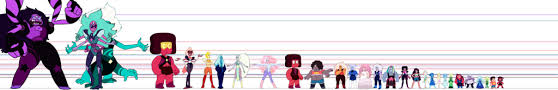 Steven Universe Sizes Related Keywords Suggestions