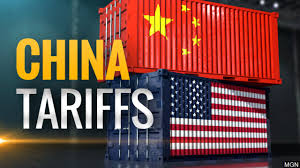 China Tariffs Press U.S. Companies Into Service