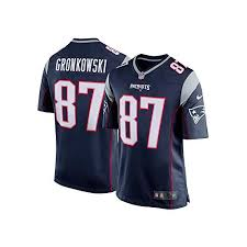 Amazon Com Nike New England Patriots Rob Gronkowski Game