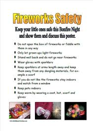 Small Picture firework safety poster img Future 4 H projects Pinterest