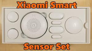 Too premature? Xiaomi <b>Smart Sensor Set</b> review! - YouTube