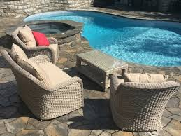 choosing patio furniture to design your