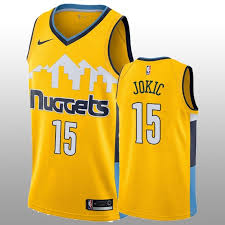 Yellow Jersey Jokic Swingman Nikola For Sale Denver Men's Nuggets Statement cfcbcabfaadd|Saints' Resolution To Draft Fellow Tailback Reggie Bush