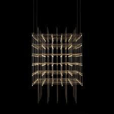 suspended lighting. Suspended Lighting