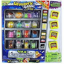 Vending Machines Toys Enchanting Amazon The Grossery Gang Season 48 Vile Vending Machine Package