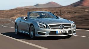 New Mercedes SL63 AMG: it's here   Top Gear