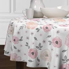 Amazoncom A Luxehome Blush Pink Grey And White Shabby Chic