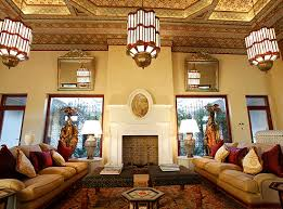 Bedroom  Attractive Amazing Moroccan Bedroom Furniture The Moroccan Decorations Home