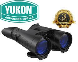 <b>Yukon Point 10x42</b> Roof Prism WP Binoculars 22152