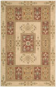 nourison country heritage h 696 beige area rug