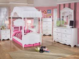 girls canopy bedroom sets. Kid Canopy Twin Bed Girls Bedroom Sets D