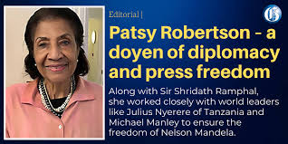 Jamaica Gleaner - Patsy Robertson has been remembered as a...   Facebook