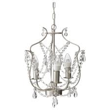 chandelier ikea kristaller armed lamp kit light fitting silver nyc daisy lamps ceiling pendant lights canada crystal chandeliers design marvelous small