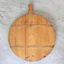 round french bread board sold