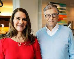 Bill And Melinda Gates Have Sharp Words For U.S.' Lack Of Leadership Role  In Fighting Pandemic