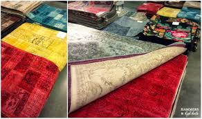authentic turkish patchwork overdyed rugs arrive at ikea yes ikea