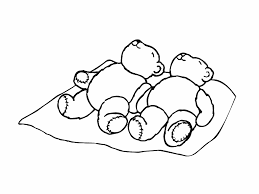 Small Picture Sleeping Teddy Bear Coloring Pages sleeping bear coloring page