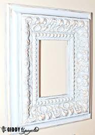 white antique picture frames. Vintage White Antique Picture Frames L