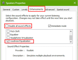 Windows 10 Bass How To Fix Low Sound Volume On Windows 10 Fall Creators Update