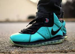 lebron 8 south beach. sean berry nike lebron 8 south beach 540x388 lebron b