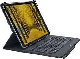 920-008342, Клавиатура <b>Logitech Universal</b> Keyboard Folio, <b>чехол</b> ...