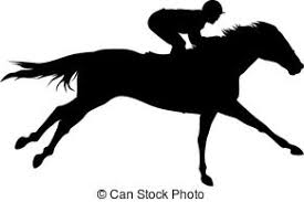 horse racing clipart. Fine Racing Horse Racing With Clipart A