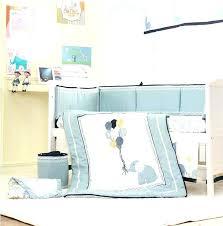 baby elephant crib bedding set baby girl elephant crib bedding sets 8 high end blue embroidery